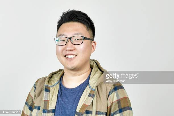 Codirector writer and producer Peter S Lee from 'Happy Cleaners' is photographed at the Los Angeles Asian Pacific Film Festival on May 3 2019 in Los...