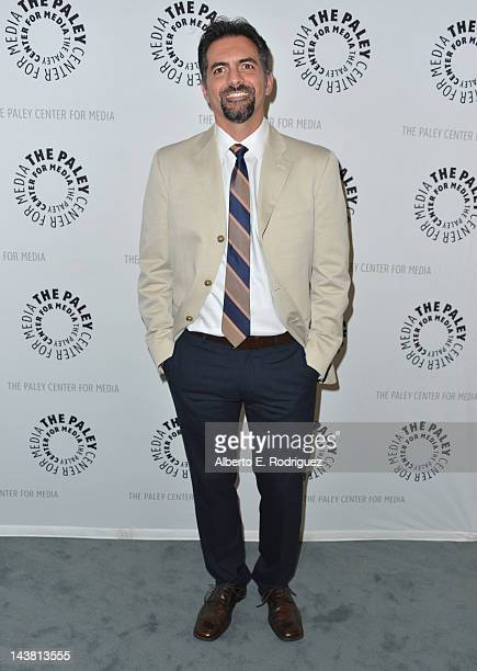 Codirector/producer Mark Catalena attends a screening of the PBS documentary American Masters Johnny Carson King of Late Night at The Paley Center...