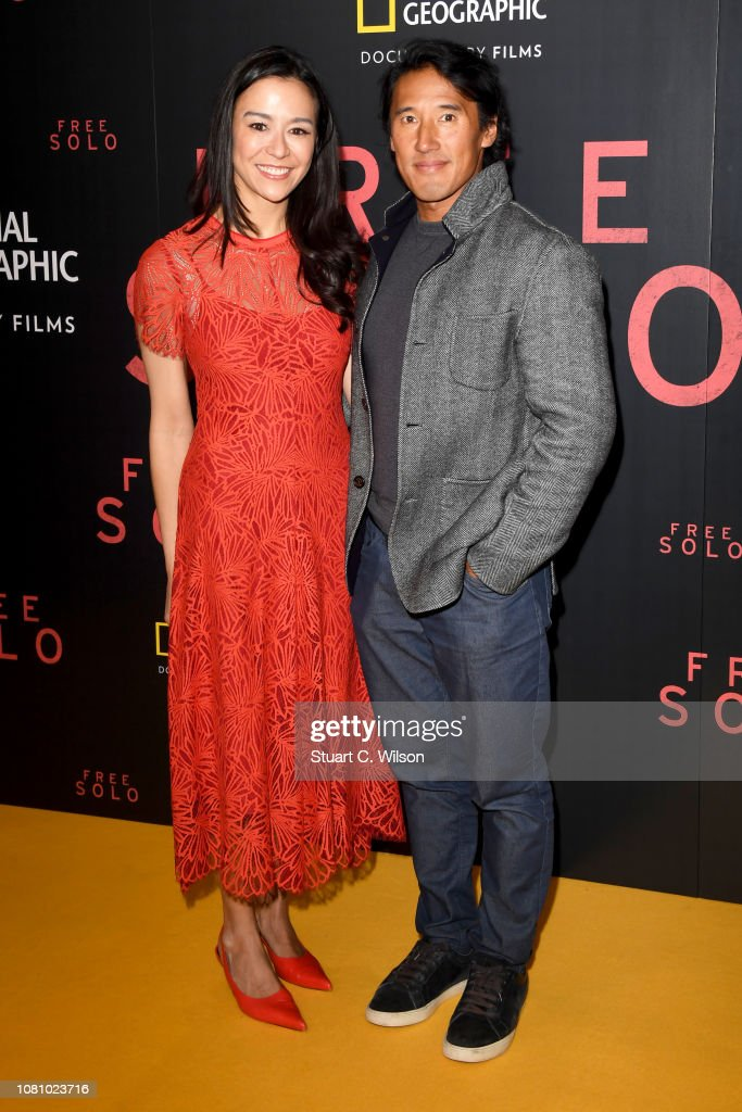 "National Geographic's ""Free Solo"" Gala Screening - Red Carpet Arrivals : News Photo"