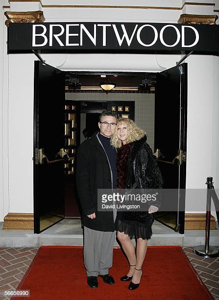 Codirectors/cocreators of the production Paul Kreppe and Murphy Cross attend the celebrity opening night of the Broadway bound show Jay Johnson The...