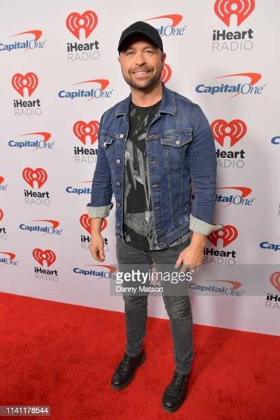 Cody Alan arrives at the 2019 iHeartCountry Festival Presented by Capital One at the Frank Erwin Center on May 4 2019 in Austin Texas