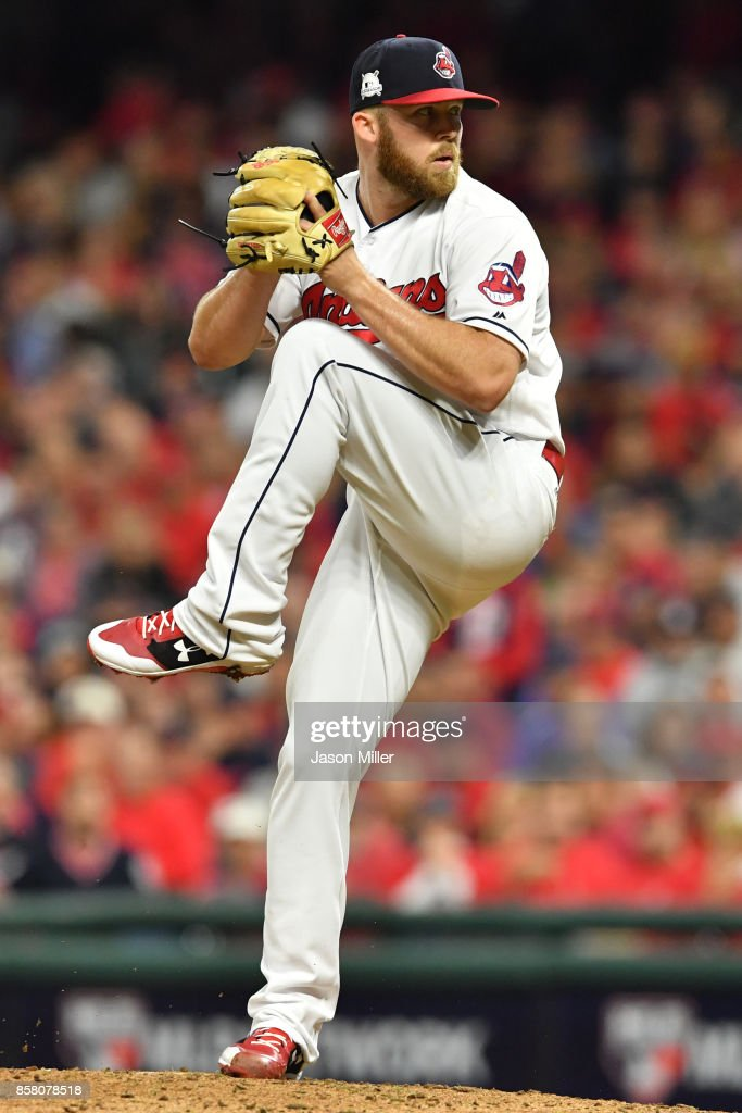 Divisional Round - New York Yankees v Cleveland Indians - Game One