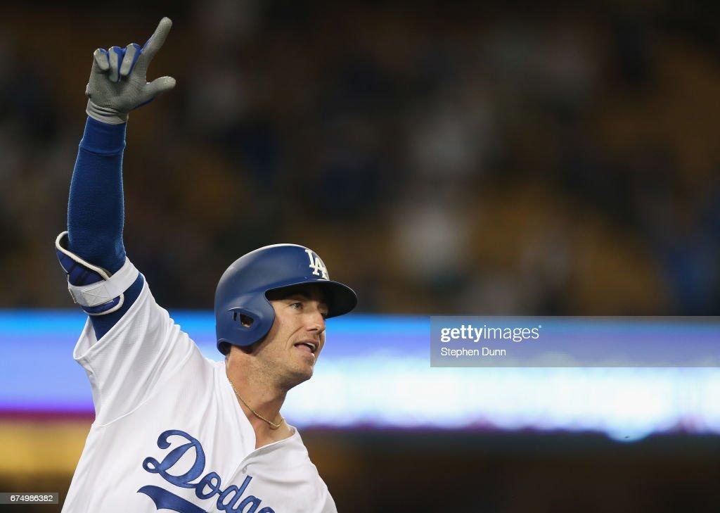 Philadelphia Phillies v Los Angeles Dodgers : Fotografia de notícias