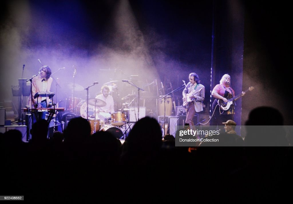 Dan Auerback and the Easy Eye Sound Revue Performing at The Observatory OC : News Photo