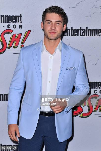Cody Christian arrives at Entertainment Weekly's Annual ComicCon Party at Float at Hard Rock Hotel San Diego on July 22 2017 in San Diego California