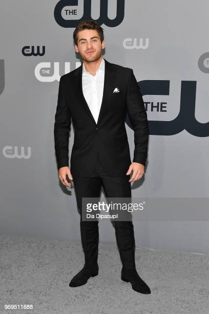Cody Christian attends the 2018 CW Network Upfront at The London Hotel on May 17 2018 in New York City