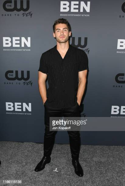 Cody Christian attends The CW's Summer 2019 TCA Party sponsored by Branded Entertainment Network at The Beverly Hilton Hotel on August 04, 2019 in...