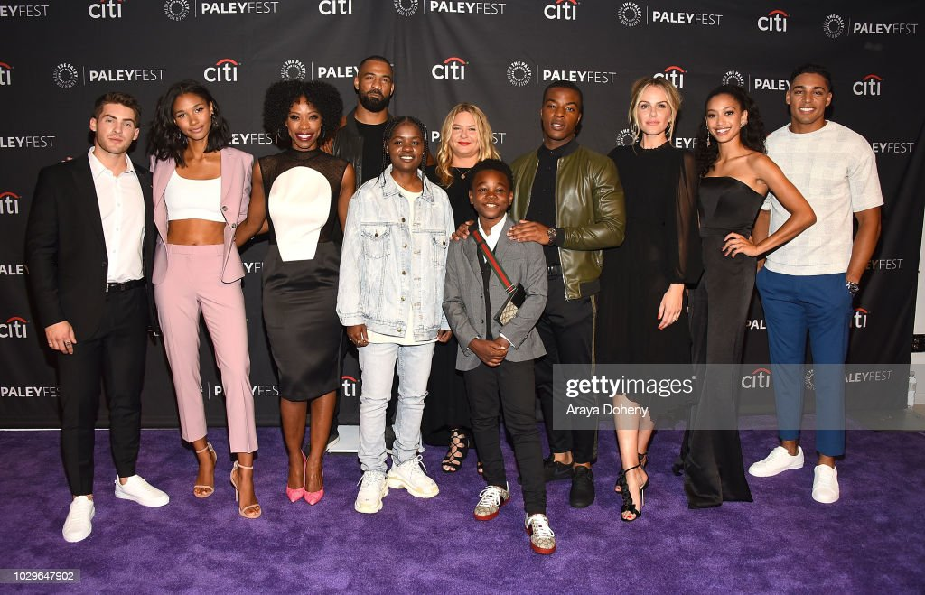 The Paley Center For Media's 2018 PaleyFest Fall TV Previews - The CW - Arrivals : News Photo