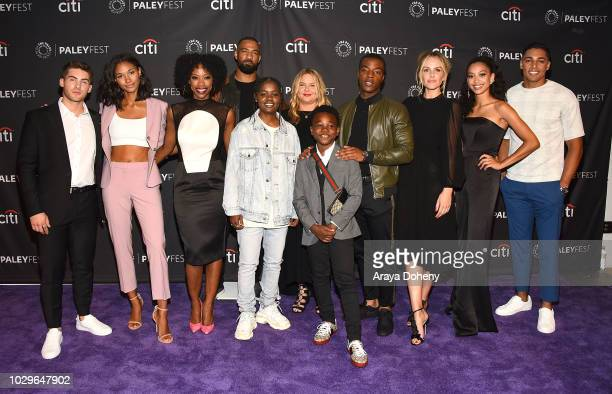 Cody Christian Greta Onieogou Karimah Westbrook Spencer Paysinger BreZ April Blair Jalyn Hall Daniel Ezra Monet Mazur Samantha Logan and Michael...