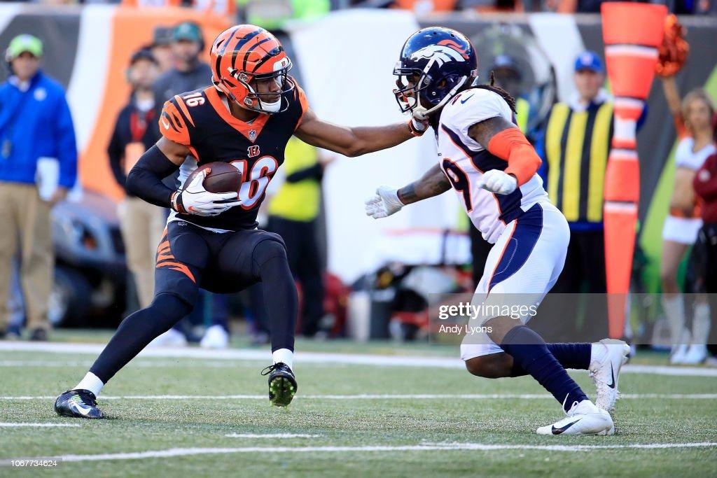 Denver Broncos v Cincinnati Bengals : News Photo