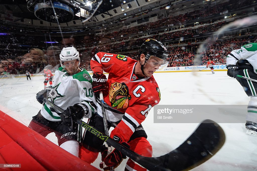 Dallas Stars v Chicago Blackhawks
