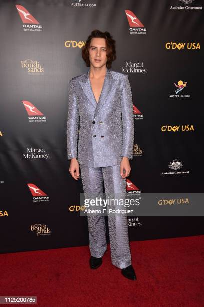 Cody Fern attends the 16th annual G'Day USA Los Angeles Gala at 3LABS on January 26 2019 in Culver City California