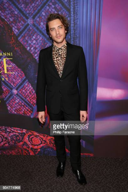 Cody Fern attends the For Your Consideration Event for FX's The Assassination of Gianni Versace American Crime Story at DGA Theater on March 19 2018...