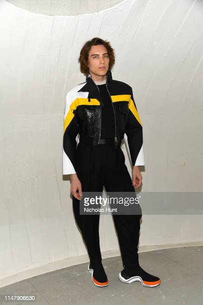 Cody Fern attends the Louis Vuitton Cruise 2020 Fashion Show at JFK Airport on May 08 2019 in New York City