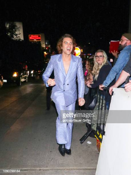 Cody Fern is seen on January 26 2019 in Los Angeles California