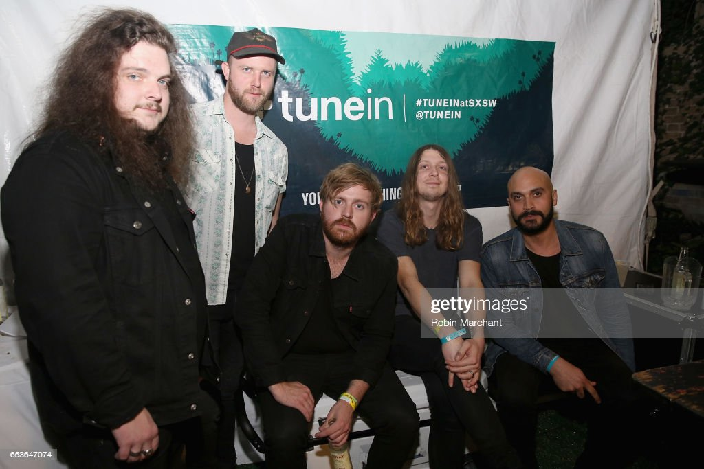 TuneIn Presents the Bella Union 20th Anniversary Party at SXSW : News Photo