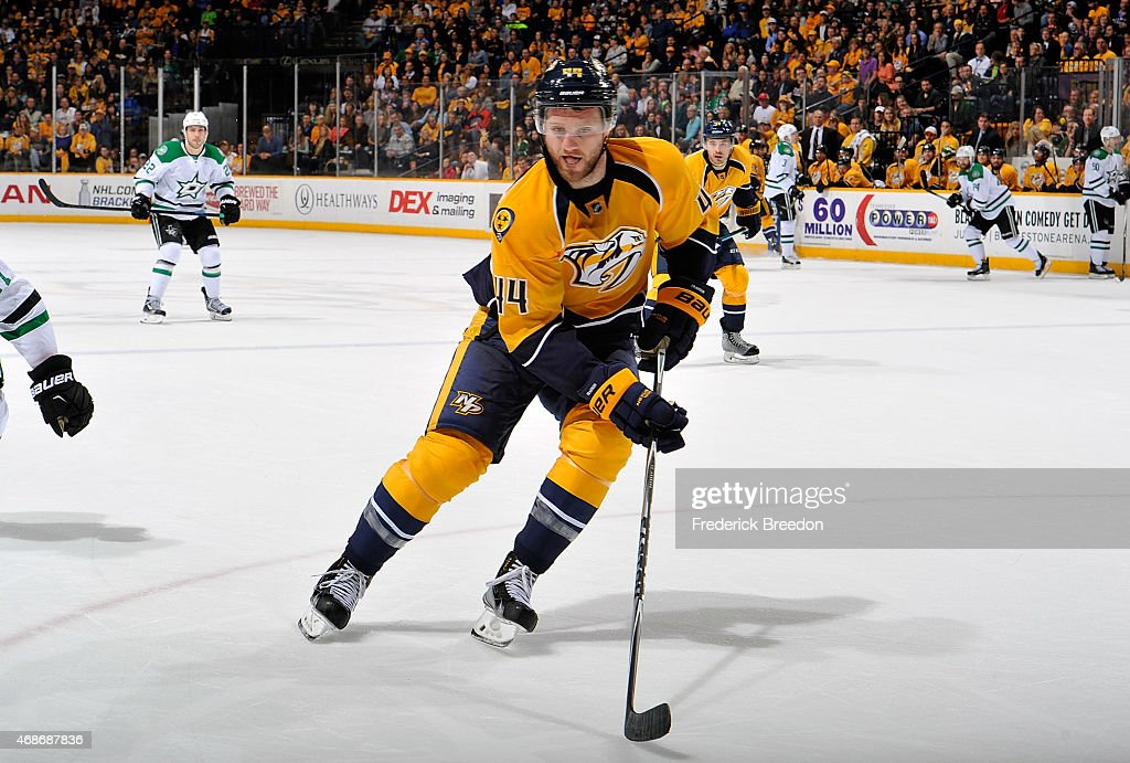 Dallas Stars v Nashville Predators : News Photo