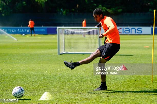 Cody Gakpo of PSV during the Training PSV at the PSV Campus De Herdgang on May 29 2020 in Eindhoven Netherlands