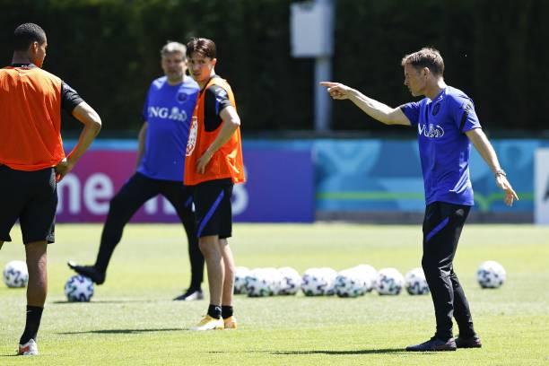 NLD: Netherlands v Ukraine - UEFA Euro 2020: Group C