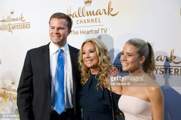 Cody Gifford Kathie Lee Gifford and Cassidy Gifford attend the 2017 Summer TCA TourHallmark Channel And Hallmark Movies And Mysteries at a private...