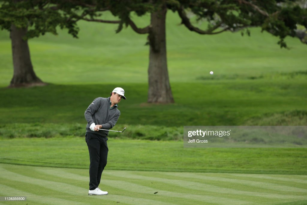 AT&T Pebble Beach Pro-Am - Round Two : News Photo