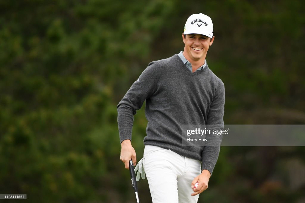 AT&T Pebble Beach Pro-Am - Round One : News Photo