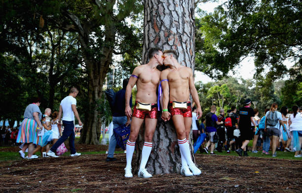 Sydney Celebrates 40th Annual Sydney Gay & Lesbian Mardi Gras Parade