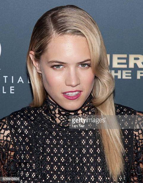 Cody Horn attends Jeremy Scott The' People's Designer New York premiere at the Paris Theatre in New York City �� LAN