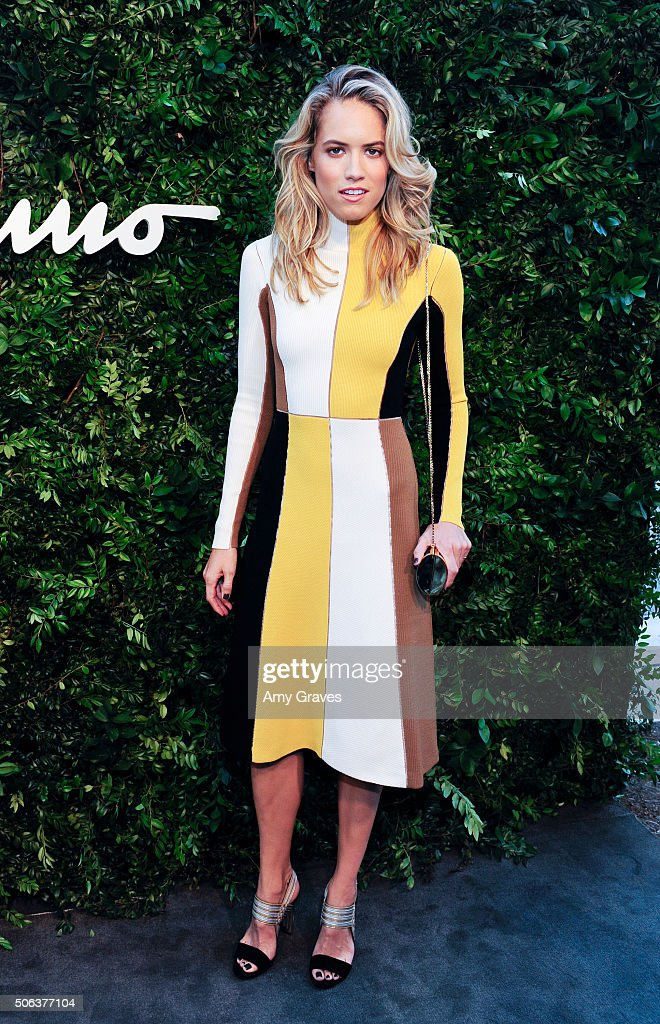 Cody Horn attends the Salvatore Ferragamo 100th Year Celebration in Hollywood and Rodeo Drive Flagship Store Opening on September 9, 2015 in Beverly Hills, California.