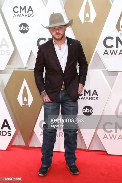 Cody Johnson attends the 53nd annual CMA Awards at Bridgestone Arena on November 13 2019 in Nashville Tennessee