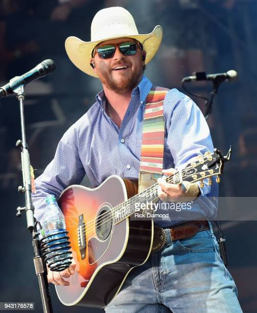 Cody Johnson performs during Country Thunder Music Festival Arizona Day 3 on April 7 2018 in Florence Arizona