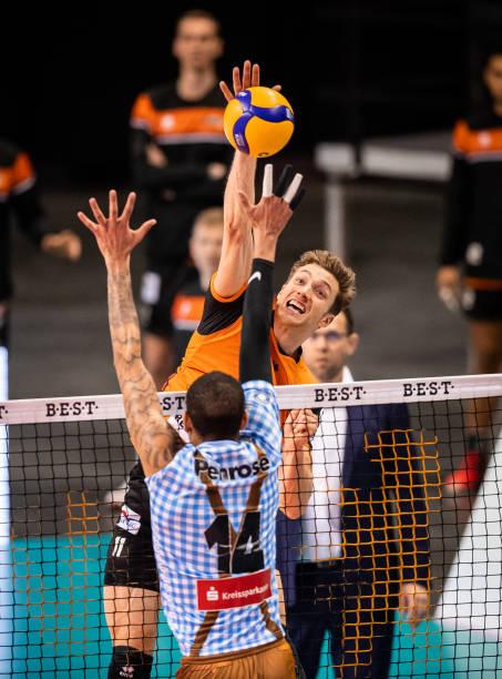 DEU: Volleyball Bundesliga - BR Volleys v WWK Volleys Herrsching