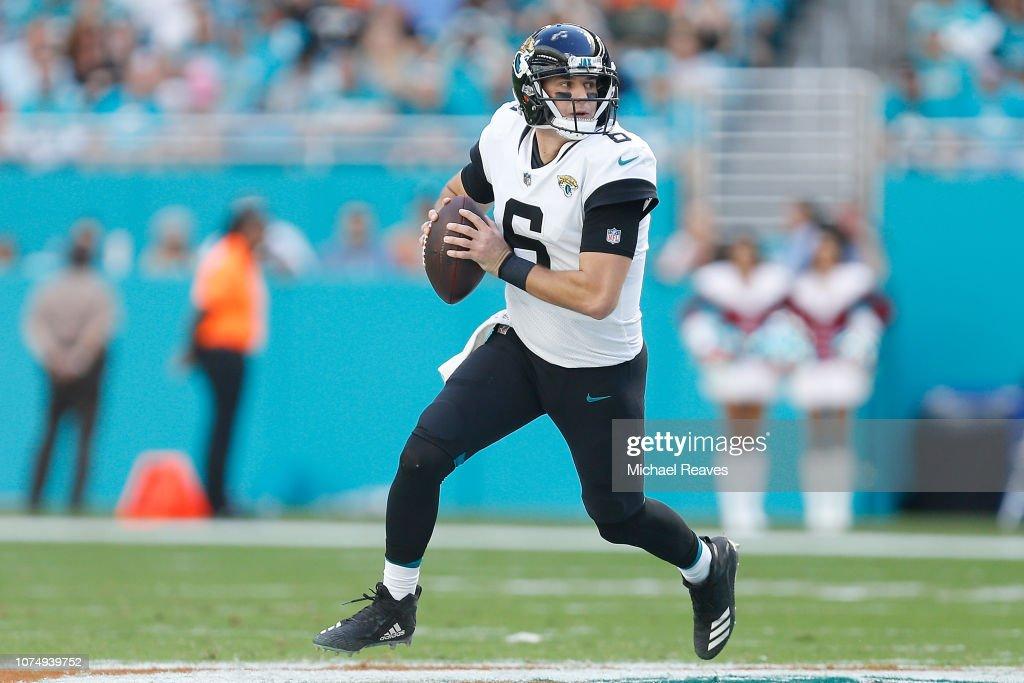 Jacksonville Jaguars v Miami Dolphins : News Photo