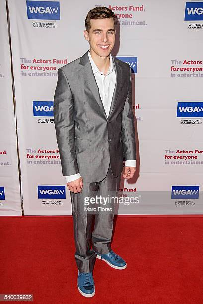 Cody Linley arrives at The Actors Fund's 20th Annual Tony Awards Viewing Party at The Beverly Hilton Hotel on June 12 2016 in Beverly Hills California