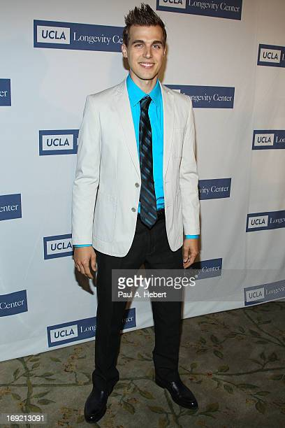Cody Linley attends the 2013 Icon Awards Gala at Beverly Hills Hotel on May 21 2013 in Beverly Hills California