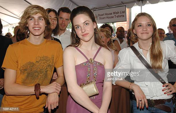 Cody Linley Brittany Curran and Emily Osment