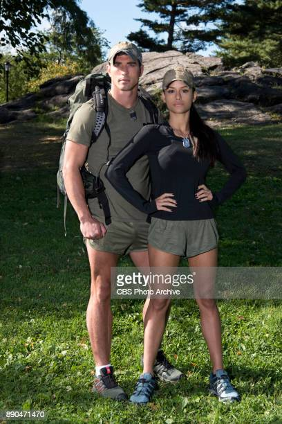 Cody Nickson and Jessica Graf former Big Brother contestants from Plano Tx and Los Angeles Ca on the 30th season of THE AMAZING RACE will premiere...
