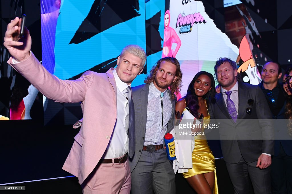 WarnerMedia Upfront 2019 - Show : News Photo