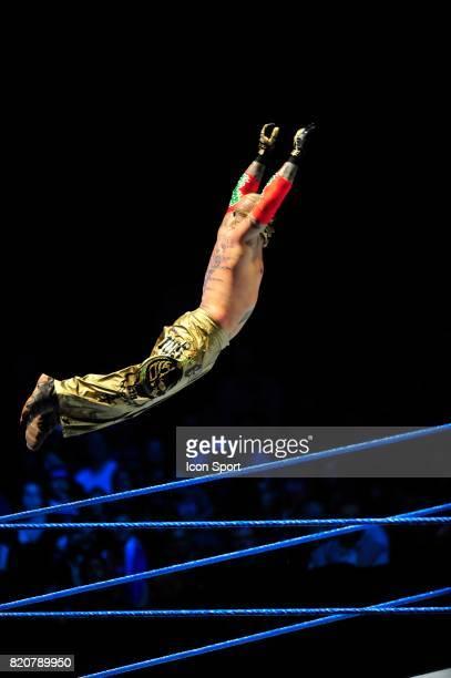 Cody Rhodes / Rey Mysterio Wrestlemania Revenge Tour Halle Tony GarnierLyon
