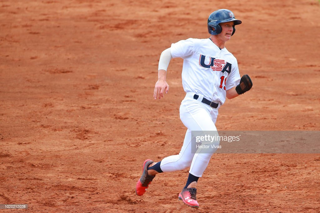 Dominican Republic v USA - WBSC U-15 World Cup Super Round