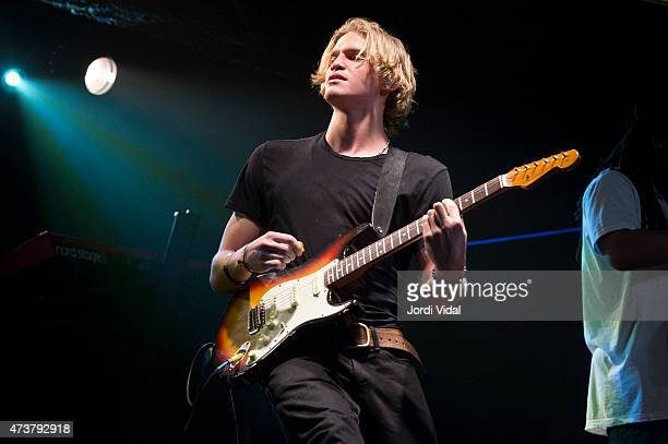 Cody Simpson performs on stage at Razzmatazz on May 17 2015 in Barcelona Spain