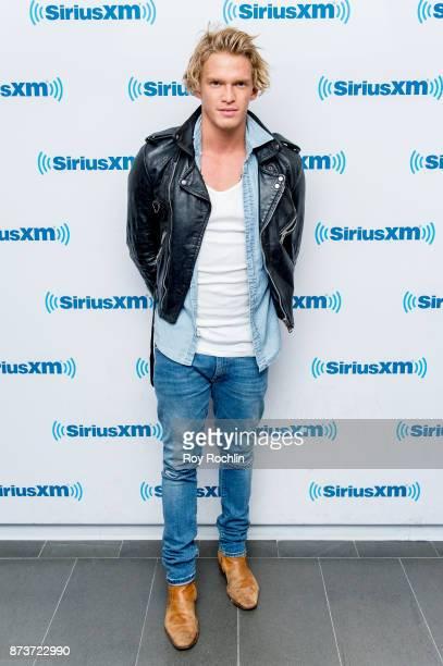 Cody Simpson visits SiriusXM at SiriusXM Studios on November 13 2017 in New York City