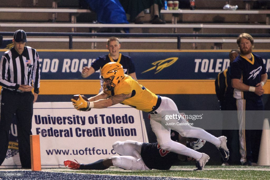 Ball State v Toledo : News Photo