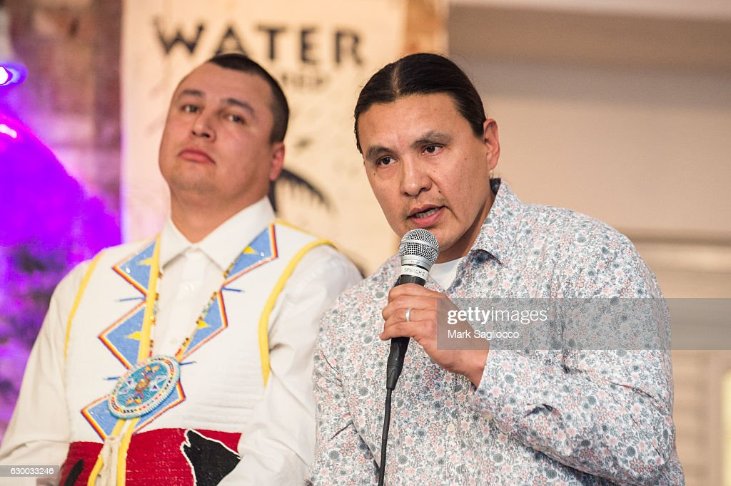 Stand With Standing Rock Benefit : News Photo
