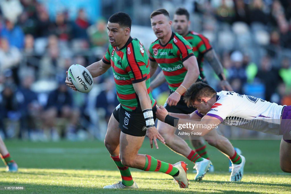 NRL Rd 21 - Rabbitohs v Storm : News Photo