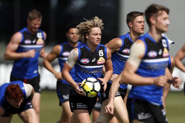 AUS: Western Bulldogs Training Session