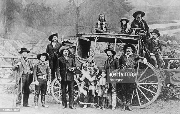 Cody's Original Wild West Show