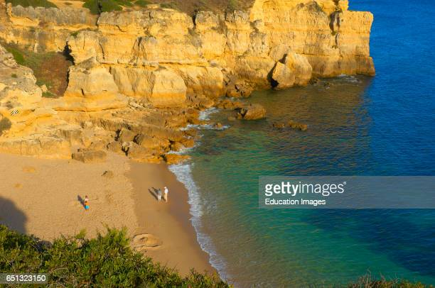 Coelha Beach Praia Coelha Albufeira Algarve portugal