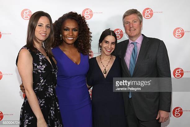 Coemcee Alicia Menendez Anchor and Special Correspondent at Fusion Trailblazer Honoree John Osborn President CEO of BBDO NY creators of the Barbie...
