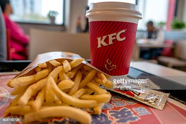 Coffee and chips of KFC Yumthe parent company of KFC has announced in October of 2015 to create a separate publicly traded Chinafocused company The...
